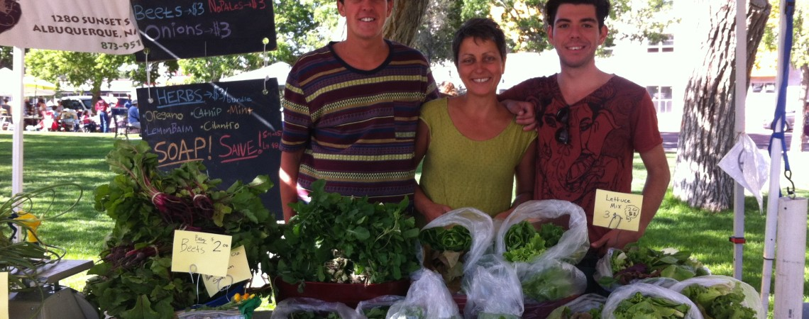 Downtown Growers' Market Celebrates 20 Years