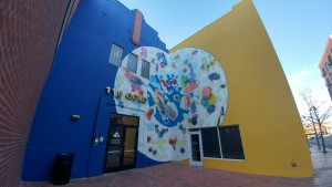 Mural 115 Gold Avenue SW
